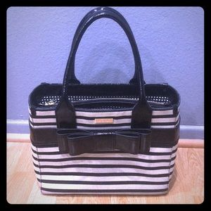 Kate Spade Striped Purse